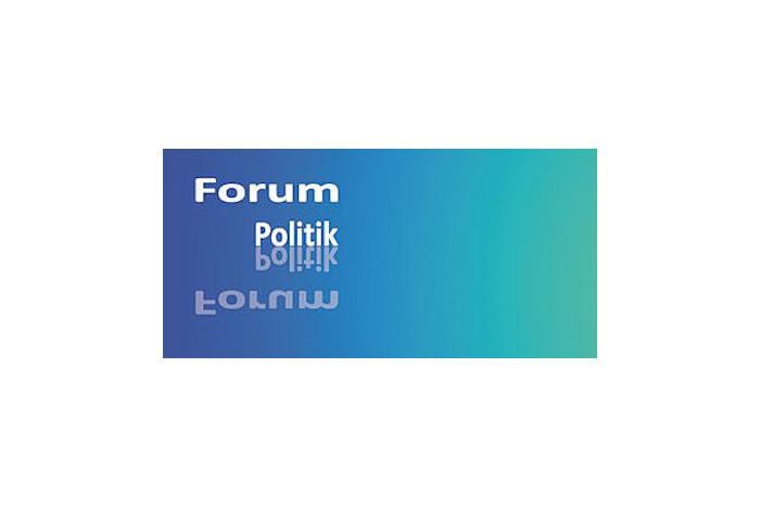 Logo des Forum Politik